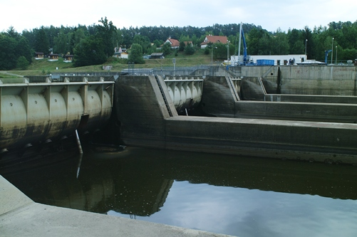 The Korensko Hydro Power Station